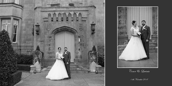 Conor & Lavinia Wedding Album