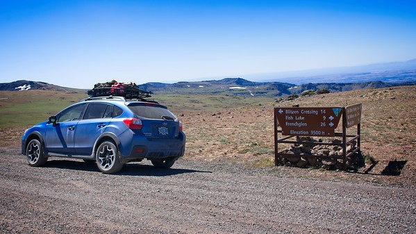 Steens Mt Loop Rd. - 2019/08/31