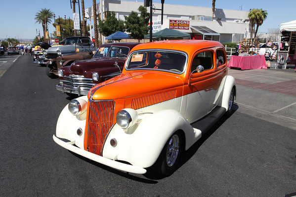 Henderson, Nevada Car Show