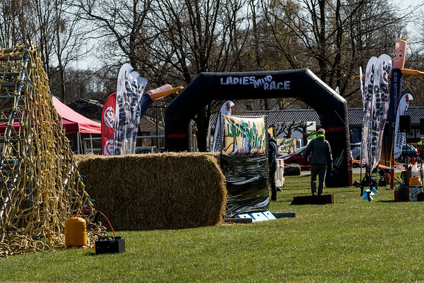 Ladies Mud Race Spring Edition i Fredericia. 27.04.2021