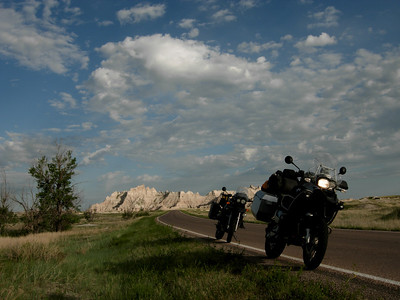 Day 2 5/30 - S. Sioux City NE to Wall SD
