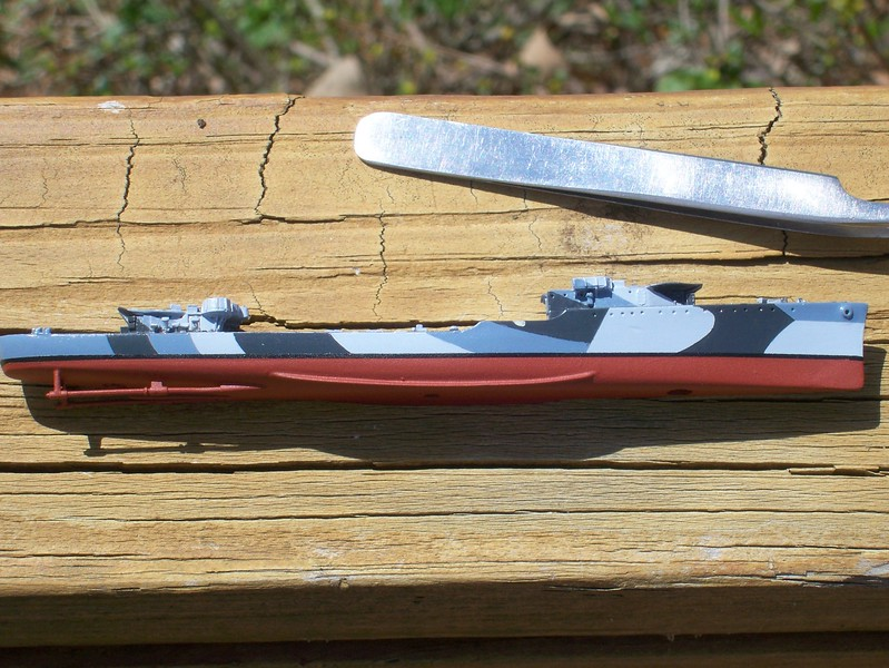 110319 DD-350 Anti-fouling red (rattlecan primer)