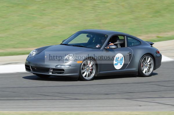CW 54 Gray Porsche