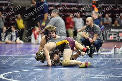 State Wrestling Thursday: Class 2A Consolations