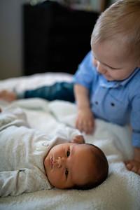 Myles | Wisconsin Newborn Photography