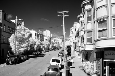 SF cityscapes