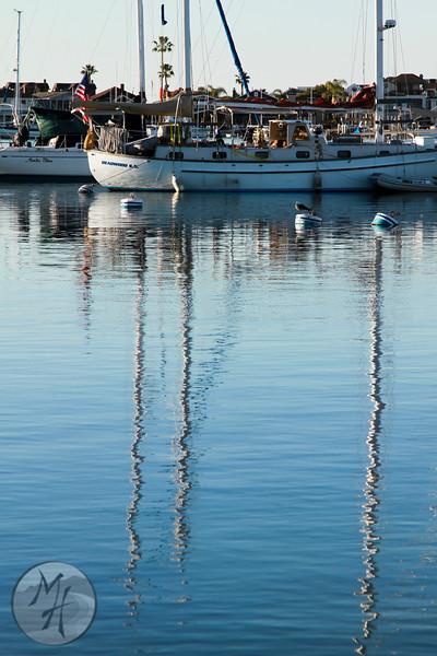 Balboa Island Morning