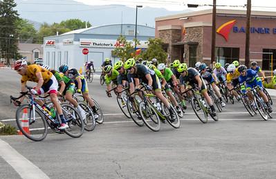 Baker City Tour d'Town Criterium June 27, 2015