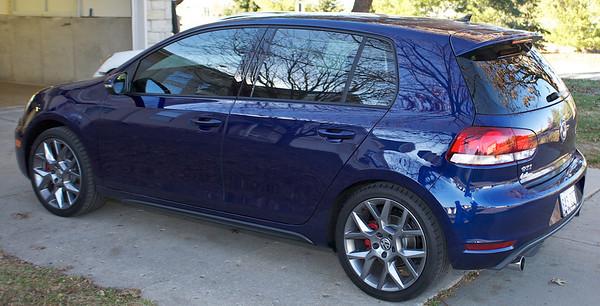 2012 VW GTI Tint