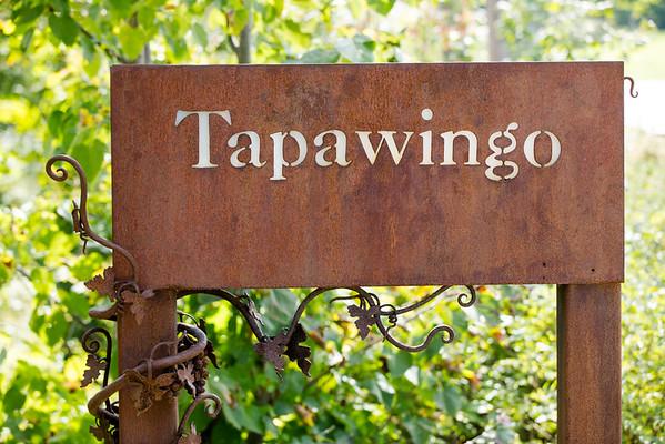Tapawingo Wedding A Matter of Taste