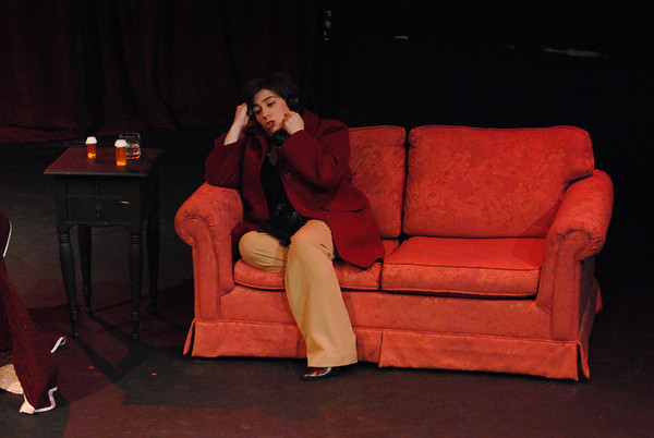 Poulenc's La Voix Humane and Menotti's The Telephone (Spring 2012)