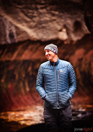Portraits of Photographers in Zion