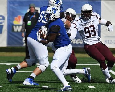 Sycamores vs. Missouri State (Oct. 13, 2018)