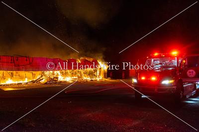 20200429 - Unincorporated Mount Juliet - Building Fire