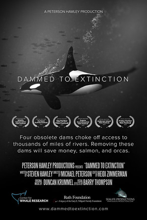 Dammed to Extinction Poster