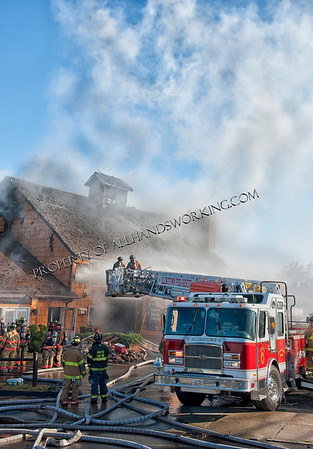 West Haven 3rd Alarm 1003 Boston Post Rd Gino's Steakhouse