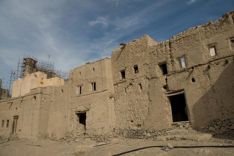 Bahla Fort - Nizwa, Oman