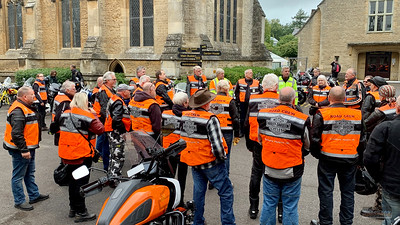 Cirencester by Larry, 15 Aug 2021
