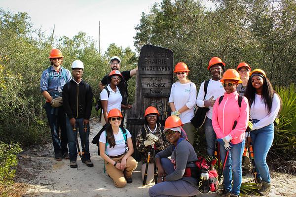 Groundwork Jacksonville_Juniper Prairie Wilderness_March 2019