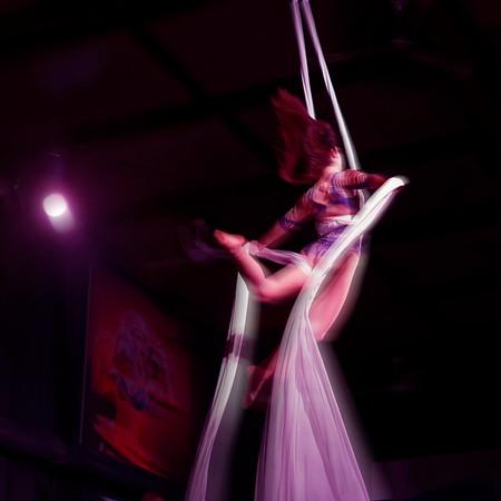 Laura - Solo acrobatie 1