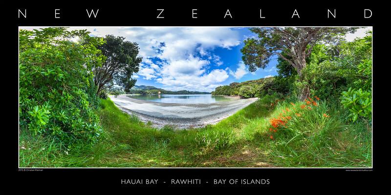 Hauai Bay - Rawhiti