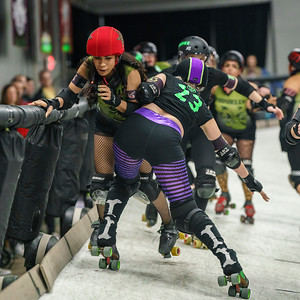 2/9/2019 AZDD Bombshells vs Coffin Draggers