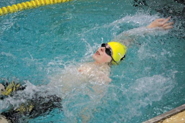 Vinton-Shellsburg/CPU Boys Swimming vs Grinnell