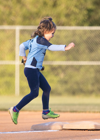 Abby Softball October 2018