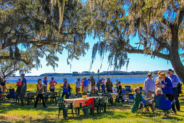 CHARLESTON MUSEUM | ANNUAL PICNIC | UNDER THE OAKS