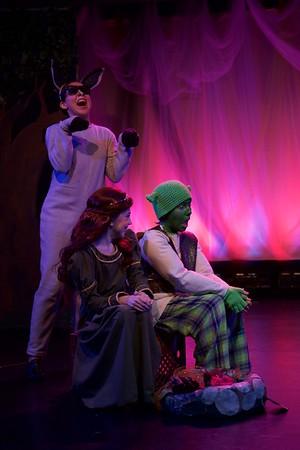 2016 Shrek Cast A