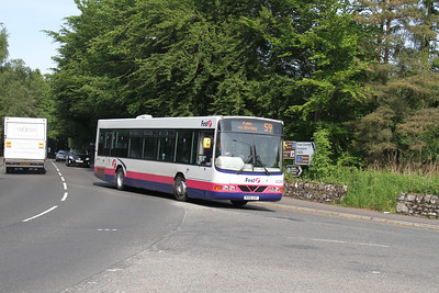 Buses of Doune and Callander