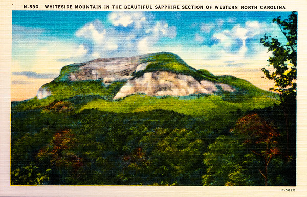 WHITESIDE MT - NC