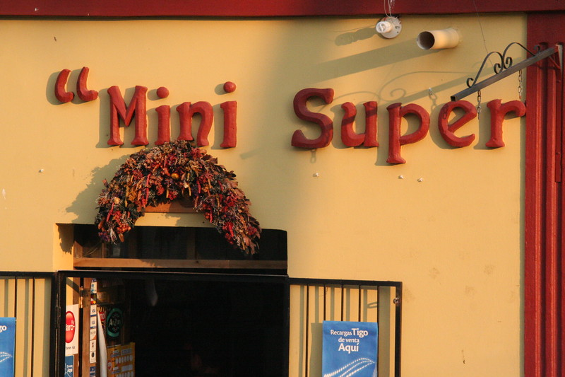 I'm going to the Mini Super for some Jumbo Shrimp... need anything?