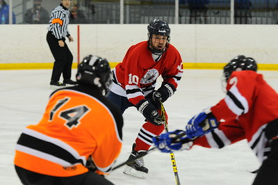 Game 3 - Munising Islanders vs Livonia Blackhawks