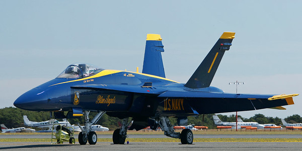Nantucket Air Show - Blue Angels