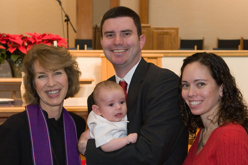 Ty's Baptism