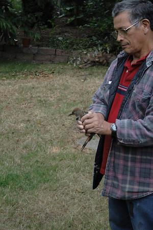 Tata & A Bird