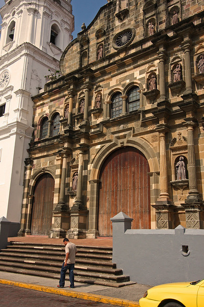 Catedral Metropolitan, Panama City, built between 1688 and 1796