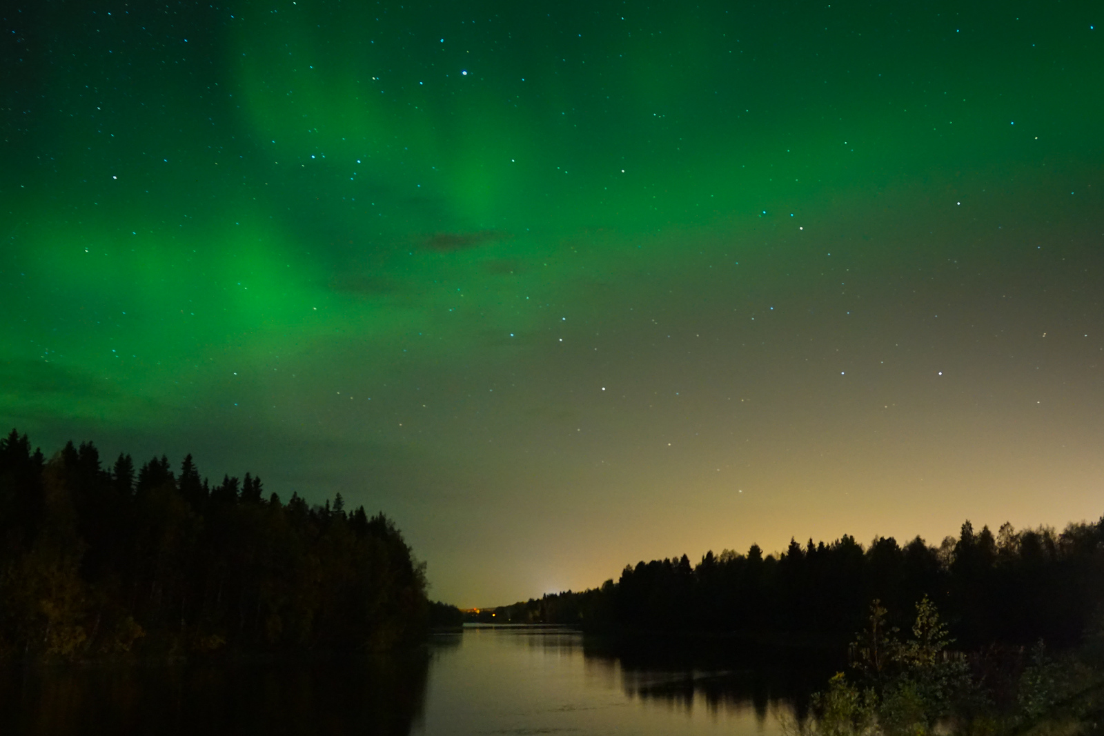 The 10 Best Places to See the Northern Lights - Sweden