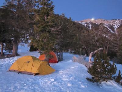 North Loop Trail, February 23-24, 2016