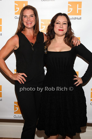 Brooke Shields, Jennifer Tilly photo by R.Cole for Rob Rich/SocietyAllure.com © 2013 robwayne1@aol.com 516-676-3939