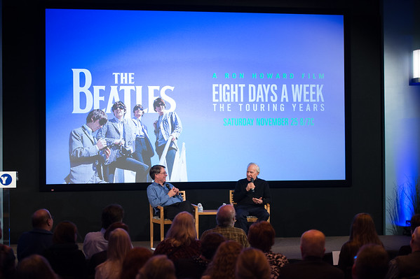The Beatles 8 Days a Week Screening with Larry Kane