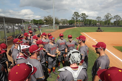 FLORIDA Game 3 - Monday vs Grand Valley State (Gm1 of DH)