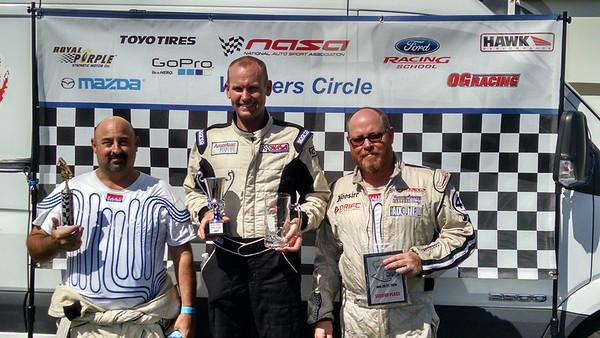 Mazda Raceway - July 2014