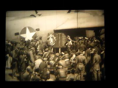 VIDEO (audio): April 5, 1943 Mission