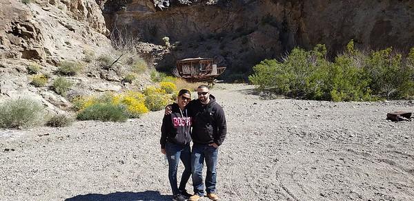 4-17-19 Eldorado Canyon ATV/RZR and Goldmine Tour