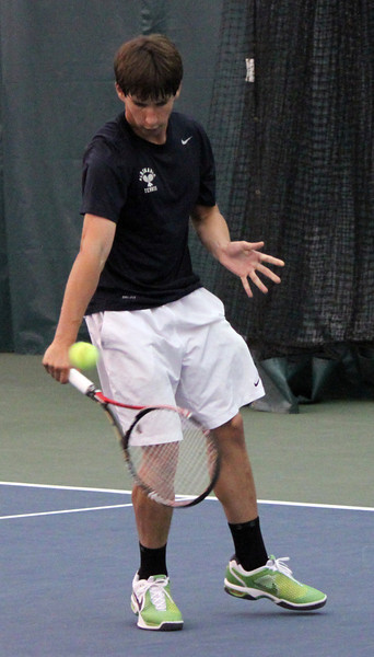 Albemarle boys tennis earns state berth 2011