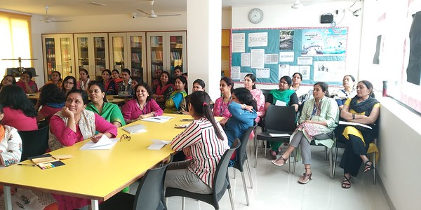 Workshop on 'Active Learning'- 16.10.2019