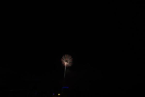 2015-07-04 Fireworks at Marina