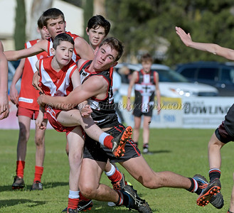 Junior Colts 2018 - Round 18 v Bordertown